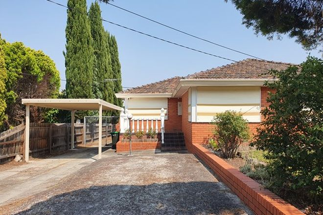 Picture of 9 Runnymede Street, DONCASTER EAST VIC 3109