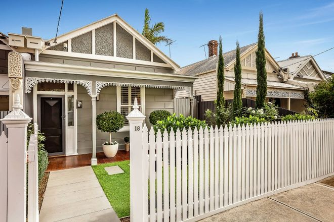 Picture of 18 Belgrave Street, HAWTHORN VIC 3122