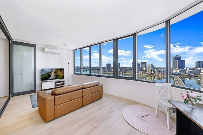 Picture of 1208/11 Wentworth Place, WENTWORTH POINT NSW 2127