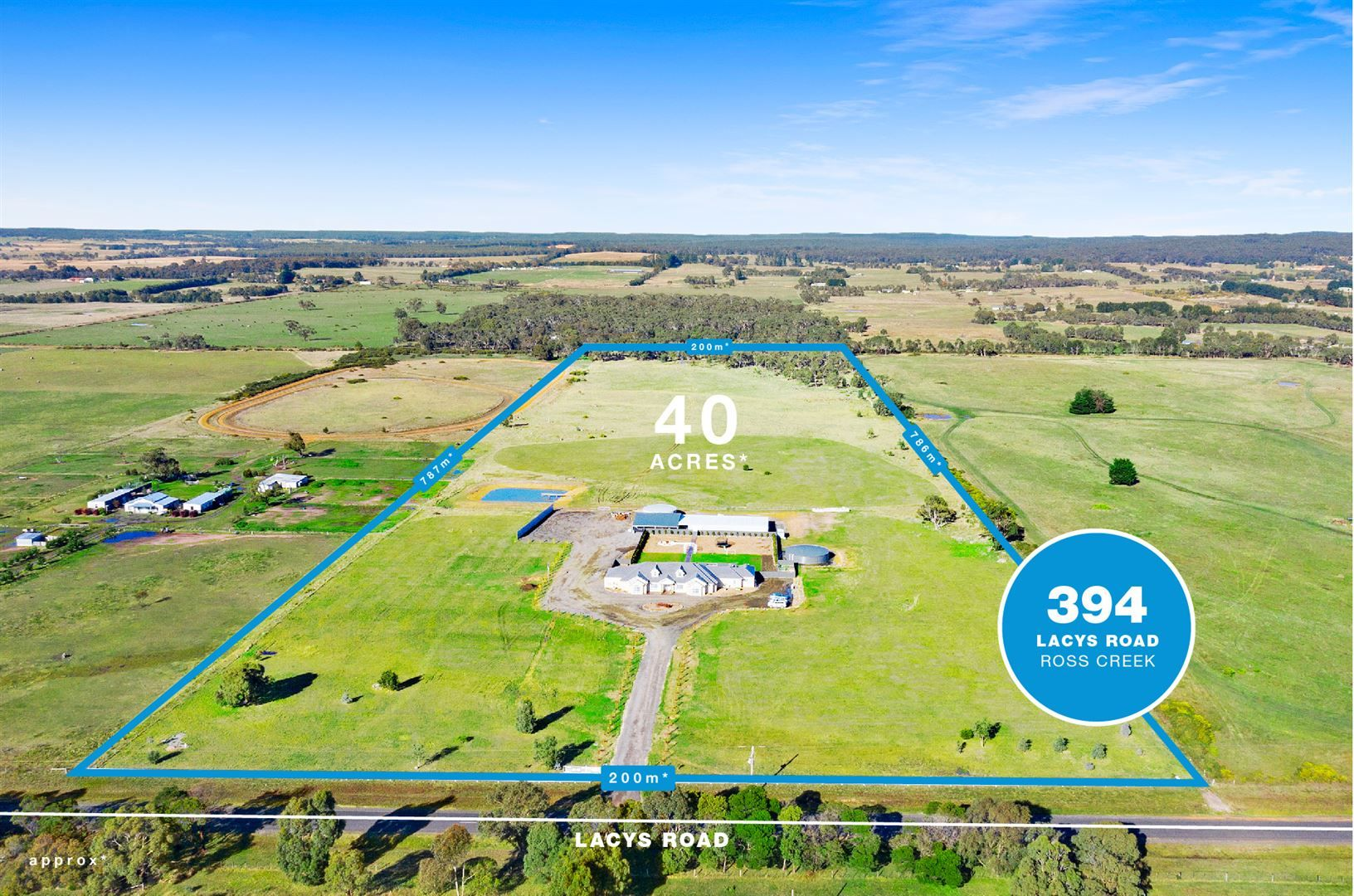 394 Lacys Road, Ross Creek VIC 3351, Image 1
