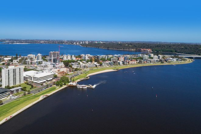 Picture of 6D/73 Mill Point Road, SOUTH PERTH WA 6151
