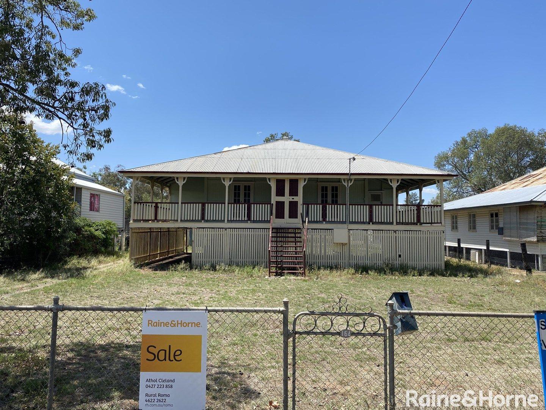 164 ALICE STREET, Mitchell QLD 4465, Image 0
