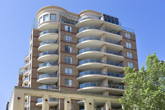 Picture of Unit 504/8 Spring St, BONDI JUNCTION NSW 2022
