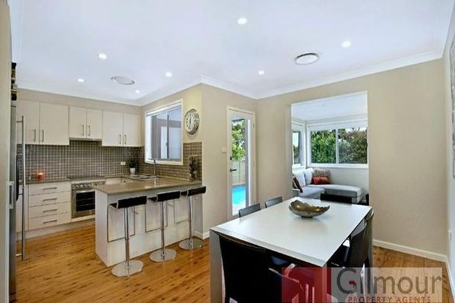 Picture of 21 Mulheron Avenue, BAULKHAM HILLS NSW 2153