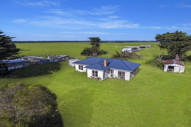 Picture of 3893 Warrnambool-Caramut Road, MINJAH VIC 3276