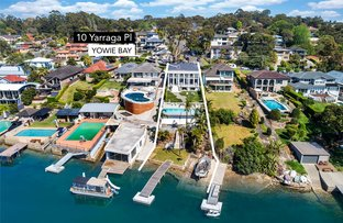 Picture of 10 Yarraga Place, Yowie Bay NSW 2228