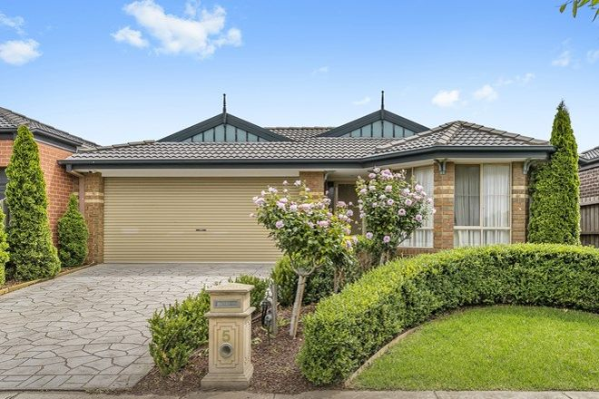Picture of 5 Nutwood Crescent, DERRIMUT VIC 3026