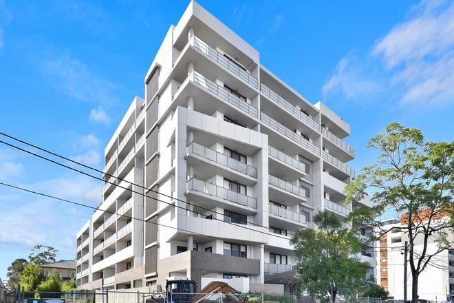 Picture of 109/8 Smallwood Avenue, HOMEBUSH NSW 2140