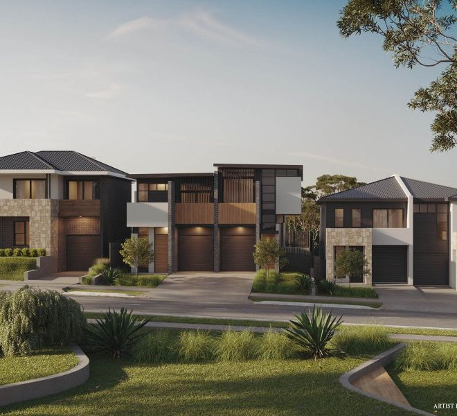 Picture of Lot 1-24 corner of bundeluk avenue and Driftway Drive, Pemulwuy