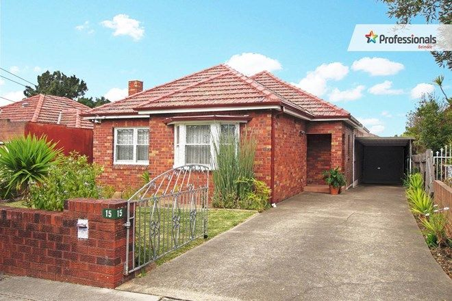 Picture of 15 Paxton Avenue, BELMORE NSW 2192