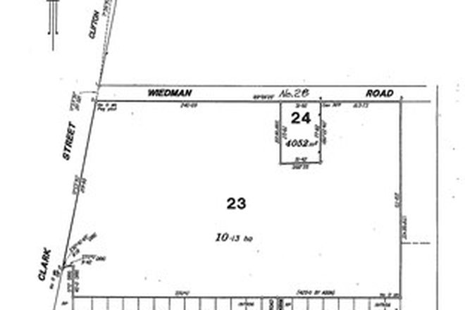 Picture of Lot 23 Wiedman Road, CLIFTON QLD 4361