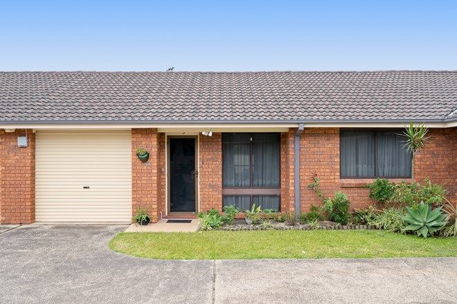 Picture of 5/6-8 Centennial Avenue, LONG JETTY NSW 2261
