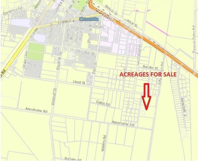 Lots 6 or 11 Cobbareena Court, Chinchilla QLD 4413, Image 2