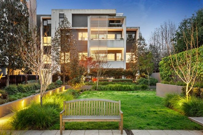 Picture of 214/33 Wattle Road, HAWTHORN VIC 3122