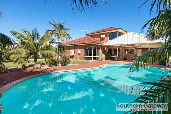 Picture of 6 Villefranche Rise, PORT KENNEDY WA 6172