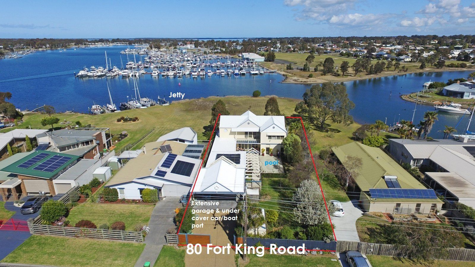 80 Fort King Road, Paynesville VIC 3880, Image 0
