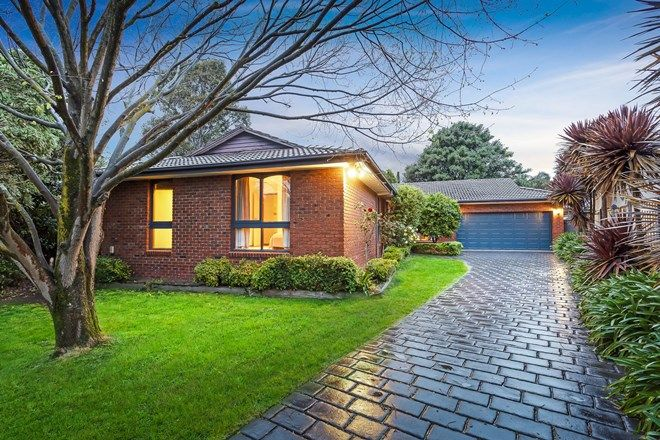 Picture of 5 Charlton Court, WANTIRNA SOUTH VIC 3152