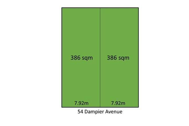 Picture of 54 Dampier Avenue, FLINDERS PARK SA 5025