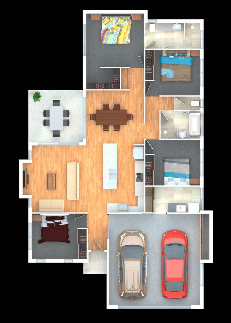 Lot 42 Pindari Drive, Sharon QLD 4670, Image 1
