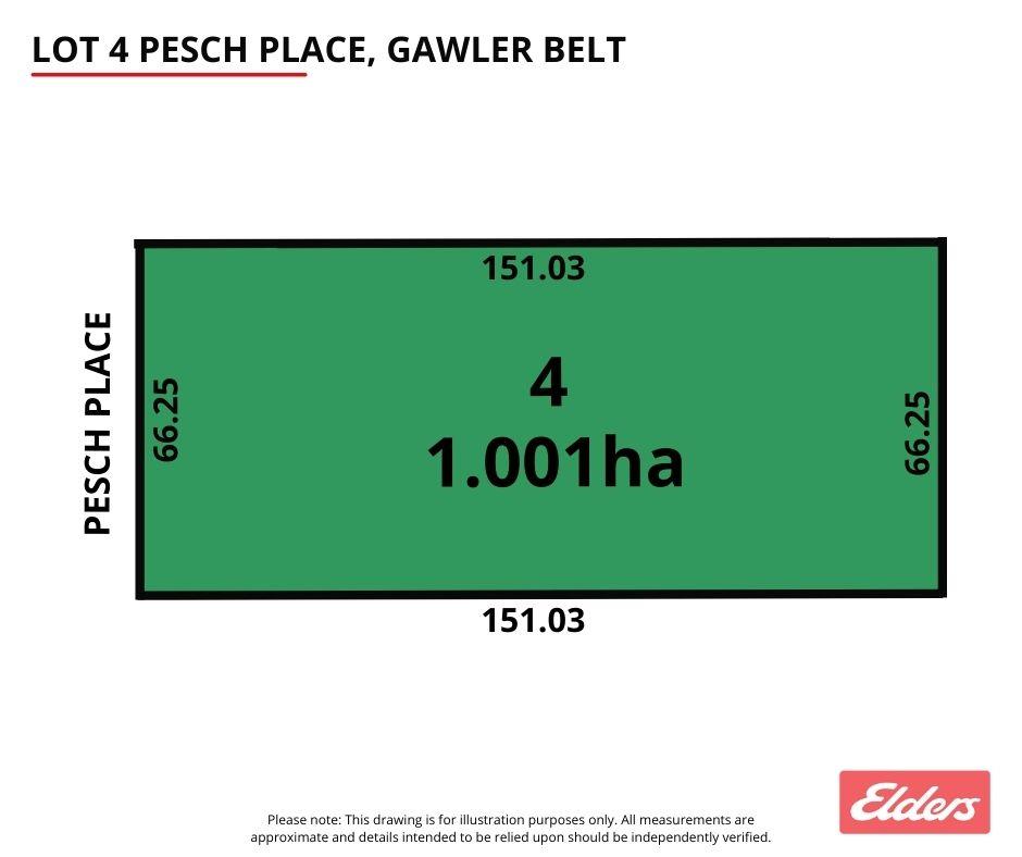 Lot 4 Pesch Place, Gawler Belt SA 5118, Image 1