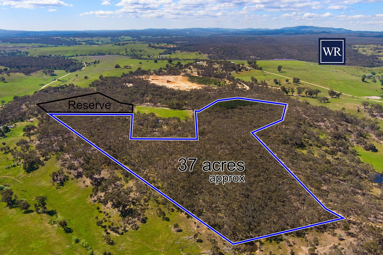 Ca 4 Galaxia Lane And Mcginty  Road, Guildford VIC 3451, Image 0