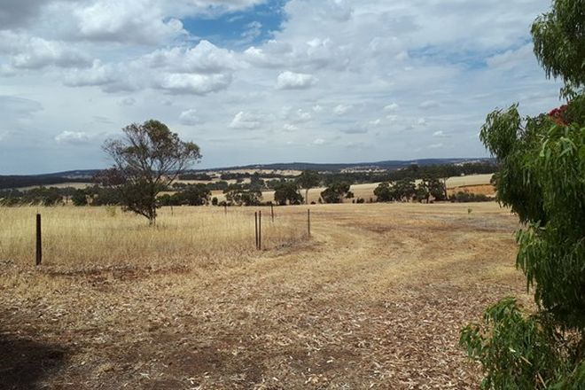 Picture of Lot 82 Moramockining Road, WANDERING WA 6308