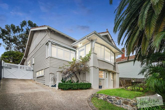 Picture of 33 Myrnong Crescent, ASCOT VALE VIC 3032