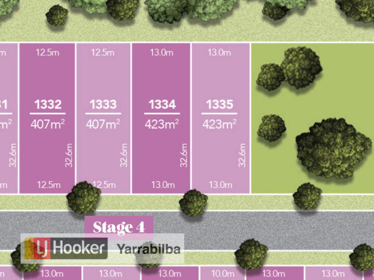 Lot 1334/366 Chambers Flat Road, Logan Reserve QLD 4133, Image 1