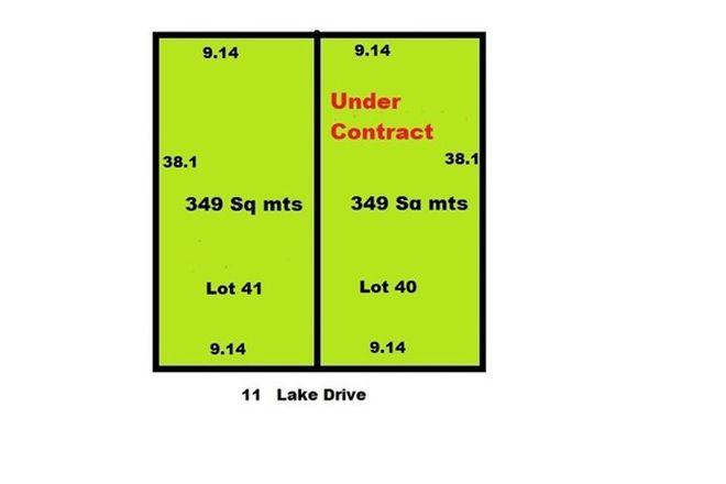Picture of Lot 40/11 Lake Drive, POORAKA SA 5095