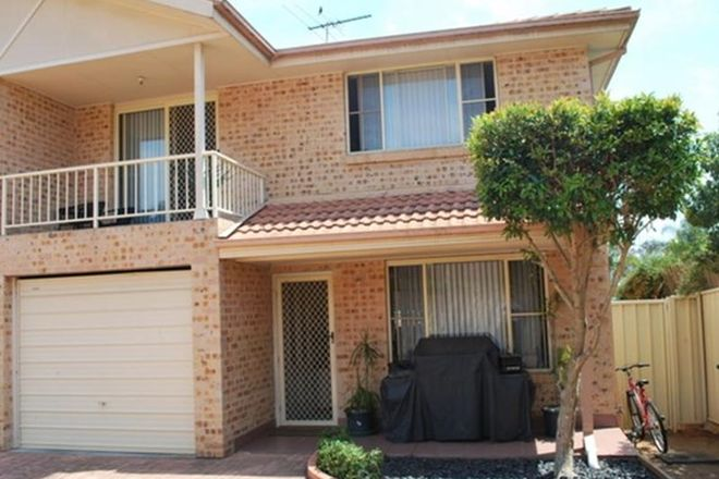 Picture of 6/39 Doncaster Avenue, CASULA NSW 2170