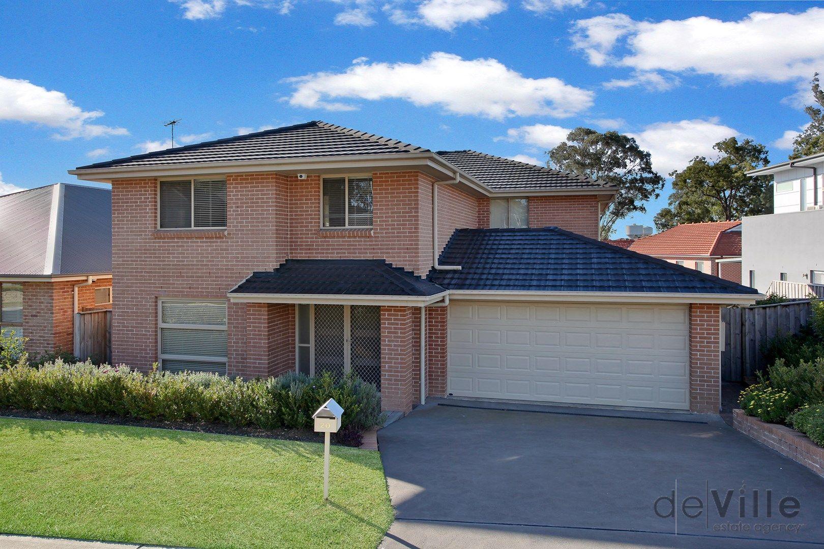 20 Kirkwall Avenue, Castle Hill NSW 2154, Image 0