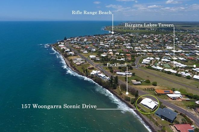 Picture of 157 Woongarra Scenic Drive, BARGARA QLD 4670
