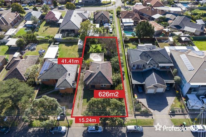 Picture of 166 Tower Street, PANANIA NSW 2213