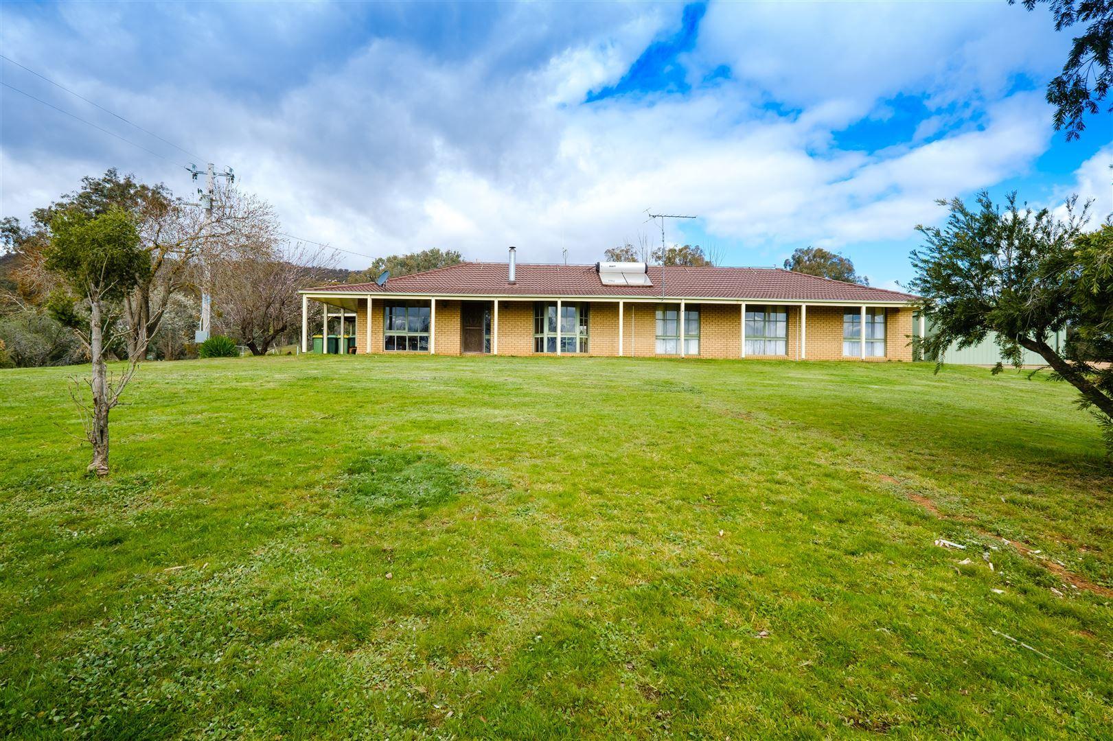 468 Vokins Creek Road, Holbrook NSW 2644, Image 2