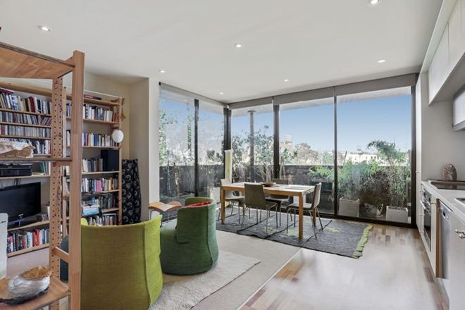 Picture of 205/33 Wreckyn Street, NORTH MELBOURNE VIC 3051