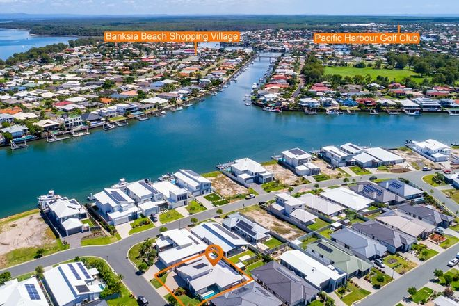 Picture of 3 Shearwater Crescent, BANKSIA BEACH QLD 4507