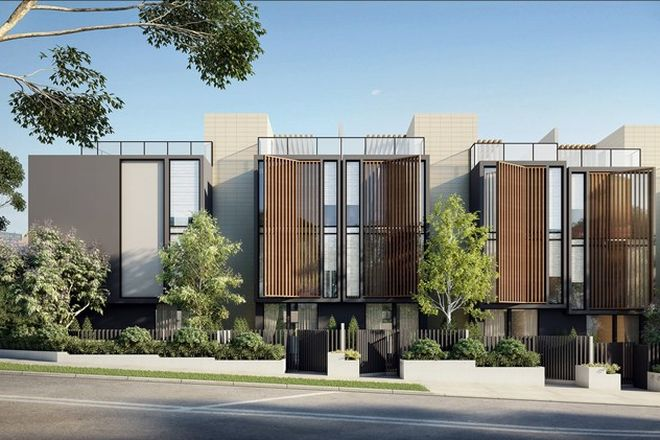Picture of 142-146 ANDERSON CREEK ROAD, DONCASTER EAST, VIC 3109