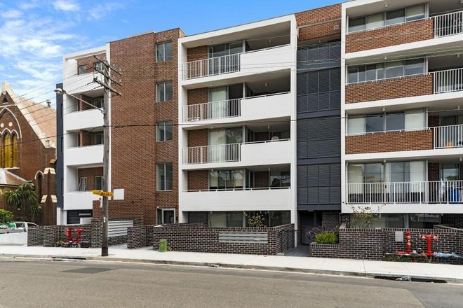 Picture of 26/21 Conder Street, BURWOOD NSW 2134