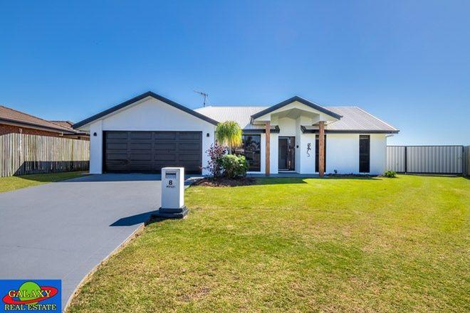 Picture of 8 Comino Ct, BUNDABERG NORTH QLD 4670