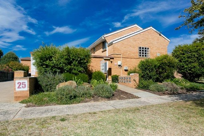 Picture of 8/25 Macquoid Street, QUEANBEYAN EAST NSW 2620