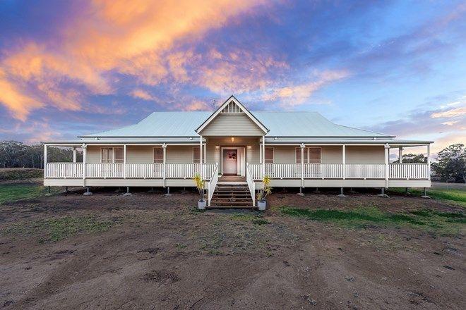 Picture of 102 Preston Rd, WHICHELLO QLD 4352