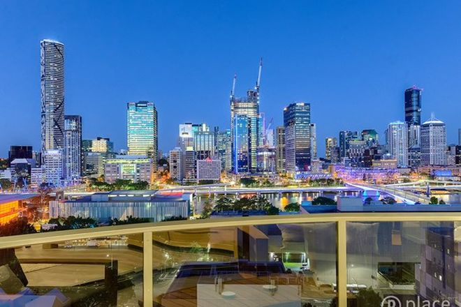 Picture of 2153/38 Hope Street, SOUTH BRISBANE QLD 4101