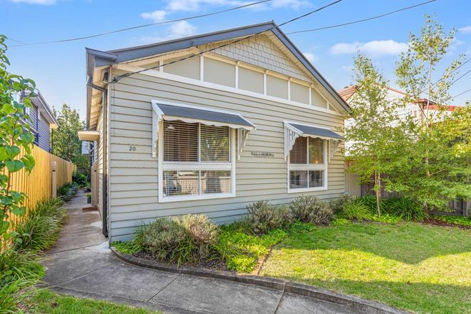 Picture of 20 River Street, NEWPORT VIC 3015