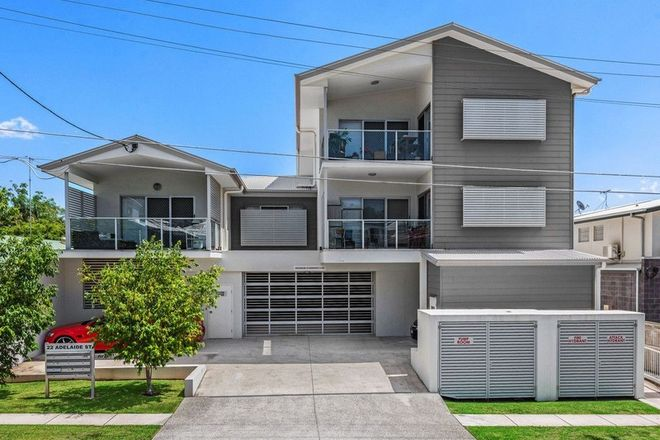 Picture of 103/22 Adelaide St, CARINA QLD 4152
