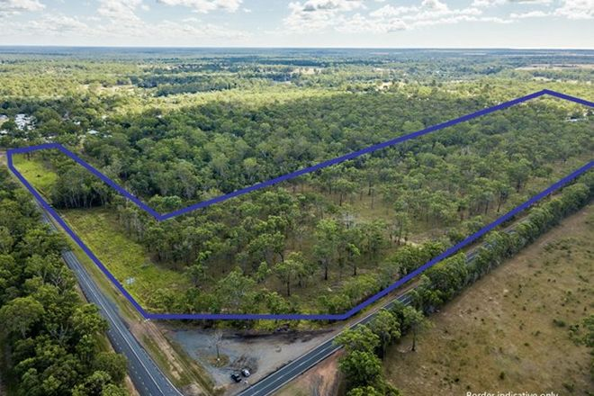 Picture of Lot 1 Old Bruce Highway, BURRUM TOWN QLD 4659