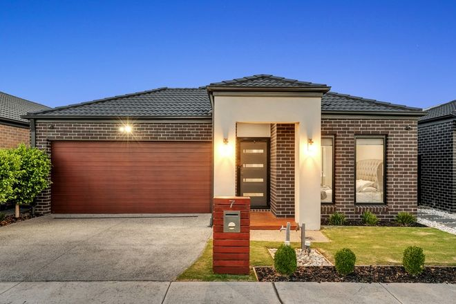 Picture of 7 Rouge Way, CRAIGIEBURN VIC 3064