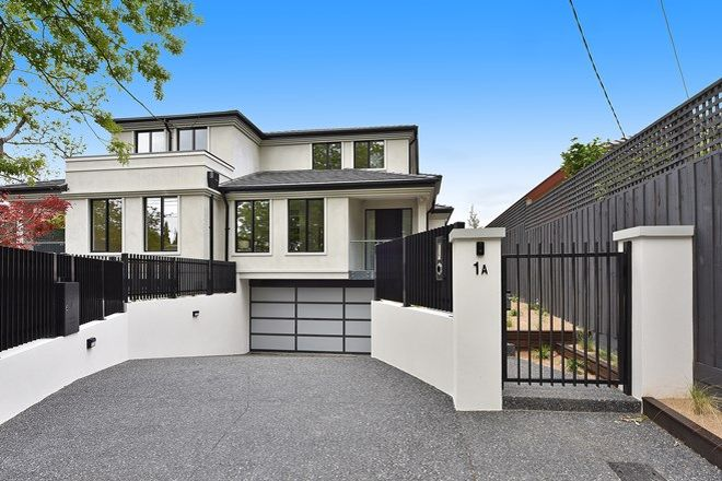 Picture of 1A Bruce Street, MALVERN EAST VIC 3145
