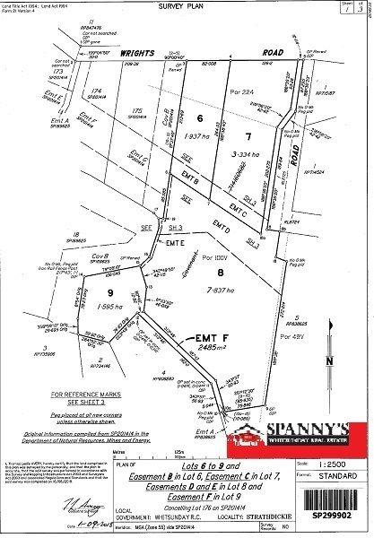 Lot 8 Bennett Rd, Strathdickie QLD 4800, Image 0