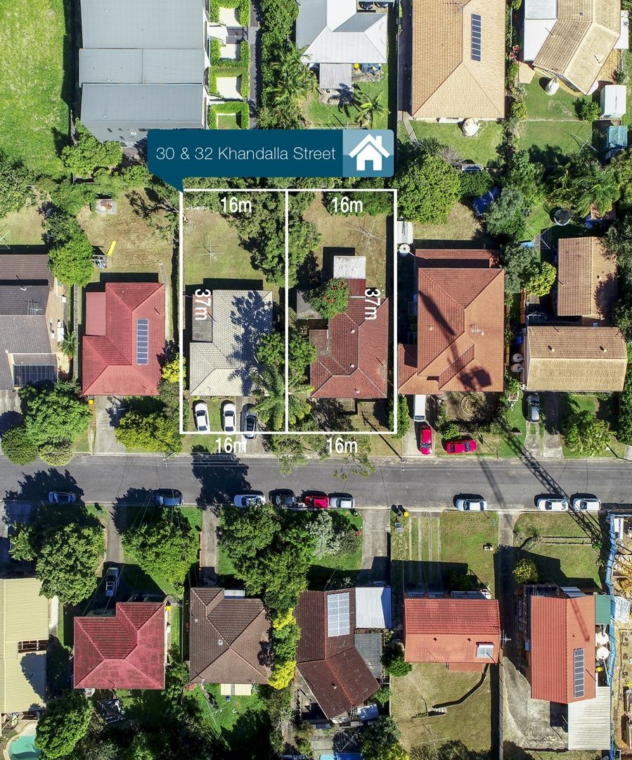 30 & 32 Khandalla Street, Upper Mount Gravatt QLD 4122, Image 1