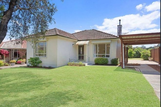 Picture of 70 Woodbine Crescent, RYDE NSW 2112